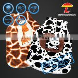 Cute giraffe printing hot water bottle silicone cover