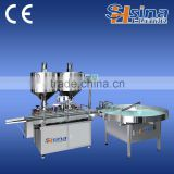 The most popular machinery high efficiency small bottle automatic filling machine price
