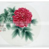 New Product China Handmade paintings/interior wall paintings/large number flower paintings