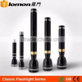 Hot Sale Police Security Flashlight High Power Led Rechargeable Flashlight Torch