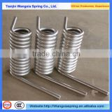 Stainless steel machines Torsion Spring