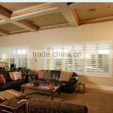 Wholesale cheap china custom interior plantation shutters for french doors