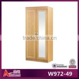W972-49 household furniture wardrobe storage cabinets