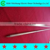 Cable Fitting High Quality and Lower Price Copper Clad / Copper Bond Earth Rods Strong Copper Layer