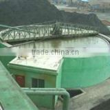 NG series mining concentration thickener tank manufacturer with brim drive transmission for zinc by Zhongde
