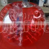 popular sales knock ball for kids,inflatable zorb ball for sale,bubble ball suits