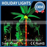 Led Outdoor Palm Tree Light For Street Decoration And New Year Christmas Decoration With Ce Rohs