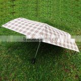 silver uv protection folding small sun umbrella