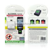 Portable Breathalyzer, Alcohol Tester for iPod touch5/Phone5/Pad air/Pad mini/iphone 6 4.7/iphone 6 plus