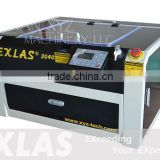 MINI LASER CUTTER AND ENGRAVER EXLAS-3040SMART FOR WOOD, PVC, MDF, ACRYLIC,PLASTIC