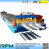 FX metal steel sheet decking floor roll forming drawing machine                                                                         Quality Choice