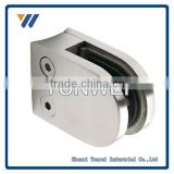 China Hot Sale High Quality stainless steel glass clamp