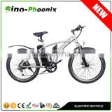 "250W 26"" Alloy mountain bicycles with disc brake and good style for sale ( PN-EB001 )"