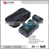 LY-CT011 Network LAN Ethernet Phone Telephone USB Cable Tester Wire tester RJ45/RJ11/USB/BNC