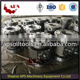 API 6A Standard Wellhead Casing and Tubing Head, Casing Tubing Spool in X-mas Tree/Oilfield Christmas Tree