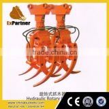 Brand new Log Grapple Excavator Used, High Quality Excavator Log Grabs from alibaba.com