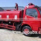 Dongfeng fire fighting and watering multi function truck 4*2 watering cart and fire truck double usage vehicle