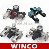 FRL Combination Filter Regulator Lubricator (SMC Airtac Shako alike) Air Source Treatment unit