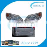 Guangzhou Auto Parts DG2007-11R Zhongtong Bus Right Headlamp for 6128