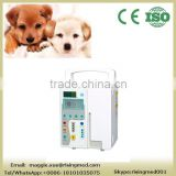 Multi-function Veterinary use Vet Infusion Pump with Memory function for animal LCD display
