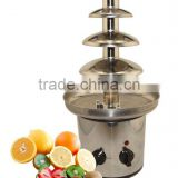 Durable Stainless Steel Design Chocolate Fondue