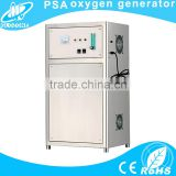 High production oxygen concentrator fish oxygen generator for RAS aquaculture system