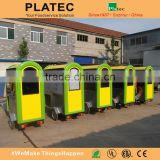 Factory Supplying Food Vending Trailer cars Mobile Restaurant Trailer/snack trailer/fast food carts selling mobile food truck