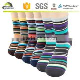 High Elastic Polyester Dye Sublimation Printing Socks For Sport Crew