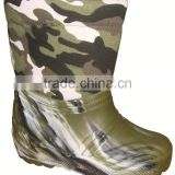 Wholesales New Injection womens gum boots for outdoor and promotion,light and comforatable