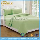 Antibacterial Home/Hotel/Hospital/Spa Bed Sheet Cotton