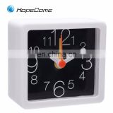 Customized Character Cheap Decoration Plastic Desk Clock For Promotion