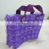 inflatable bubble hand bag