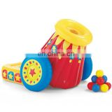 Hop and Pop Inflatable Ball Cannon Game