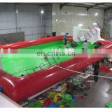 giant inflatable football court NS019