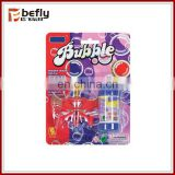 Hot bubble set for kids blowing bubbles making toy