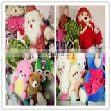 Various soft Used Toys for Children and baby wenzhou toys