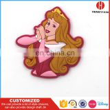 custom cheap refrigerator plastic rubber beer bottle opener, promotional cartoon characters rubberized 3d soft pvc fridge magnet