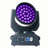 Zoom led moving head beam 36pcsX10w led dyed lighting disco lamp