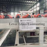 Automatic Flat Glass Lamination Machine with washing, pre-heaing, heating, pressing, autocalve