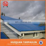 Aging resistance tarpaulin for outdoor roof cover