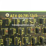 81.186.5515 Distributor ATV 00.781.1245 ATV Board HD Original ATV Circuit Used Board For HD Offset Press Parts