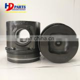 1006-6TW Machinery Engine Rebuild Parts Piston