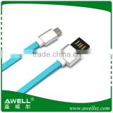 High Quality Fast Charging Sync 5 Pin Micro USB Cable USB Data Cable for Smart Phone China Factory Direct Sell