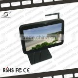 10.1 inch 3G media advertising networking display bus monitor system lcd screen in bus