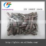(hot sale)Multilayer Chip Ceramic capacitor 1000U 25V 10*16