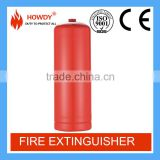Empty 12kg bc/abc dry chemical powder fire extinguisher cylinder bottle with competitive price