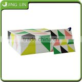 Corrugated paper box packaging for cosmetic                                                                         Quality Choice