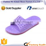 Latest design Air blowing sandals rubber ladies flip flop eva pvc slipper for beach indoor                                                                         Quality Choice