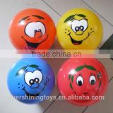 pvc decal ball/bounce ball/inflatable decal ball