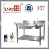 Breading table powder coating station KFC equipment                                                                         Quality Choice